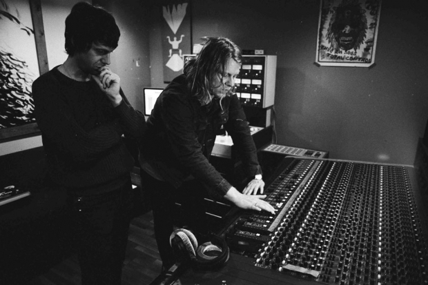 Presley and Ty Segall / Photo by Brian Pritchard