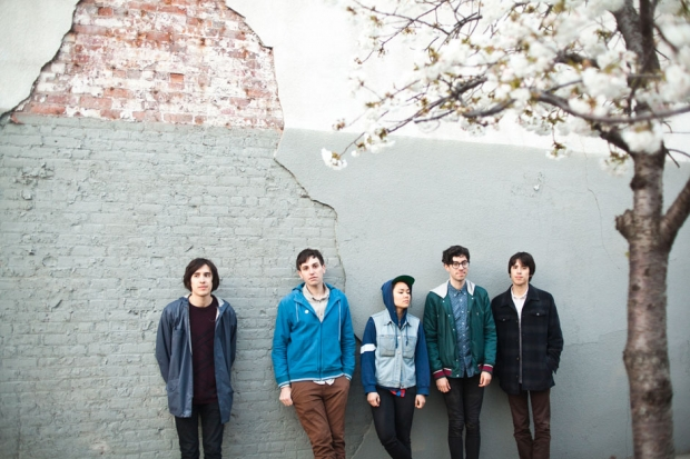 The Pains of Being Pure at Heart in Brooklyn, April 2014 / Photo by Jolie Ruben for SPIN