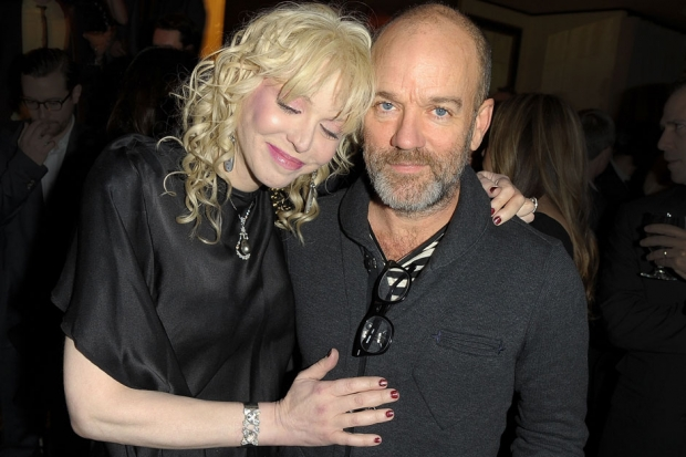 Love with Michael Stipe / Photo by Getty Images