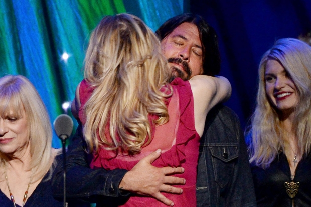 Love with Dave Grohl / Photo by Getty Images
