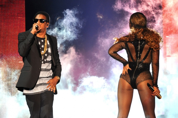 Beyonce and Jay Z / Photo by Frank Micelotta|PictureGroup