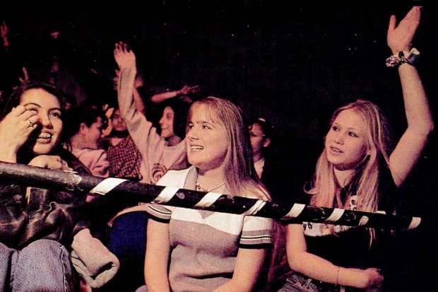 Pre-teen Spirit: The audience at California Dreams / Photo by Marissa Roth