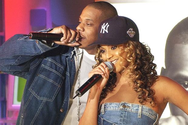Beyonce, Jay-Z, TRL