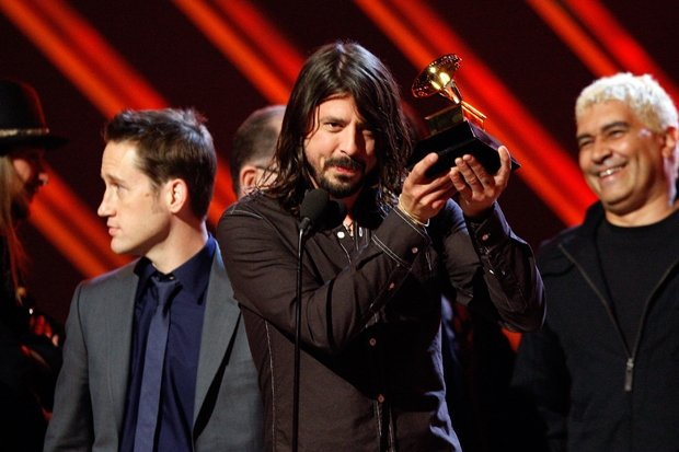 foo fighters, dave grohl, grammys