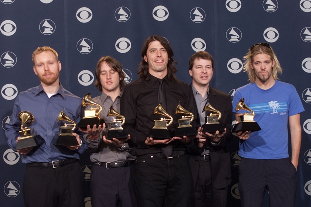 foo fighters, grammys