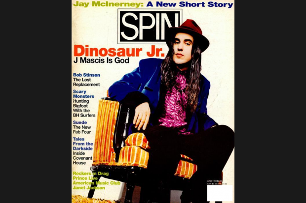 SPIN's June 1993 cover