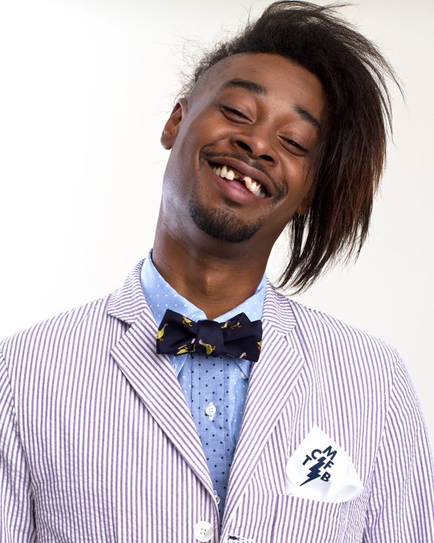 Danny Brown / Photo courtesy Mark McNairy