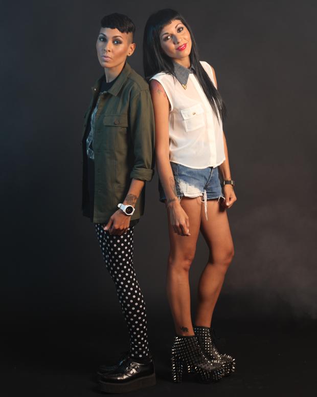 Nina Sky Reveal Plndr Lookbook See It Here Spin