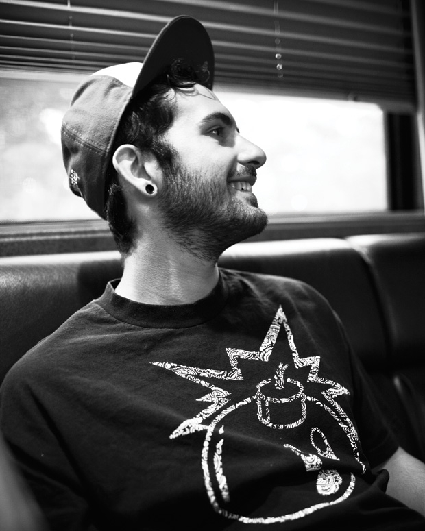 Borgore / Photo by Aaron Richter