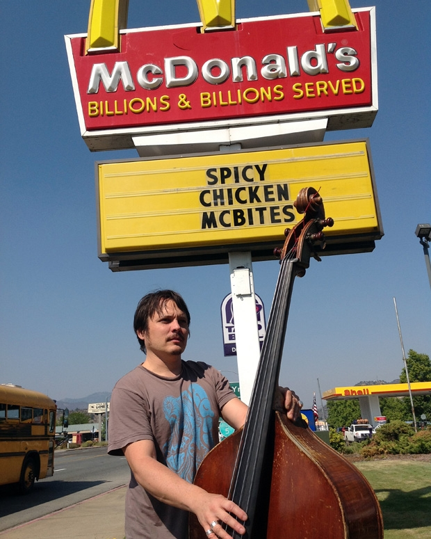 Trevor Dunn / Photo courtesy of the Melvins