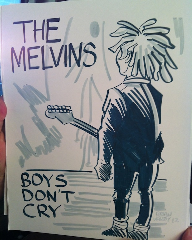 Photo Courtesy the Melvins