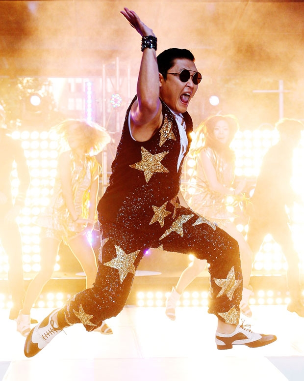 PSY / Photo by Don Arnold/Getty Images