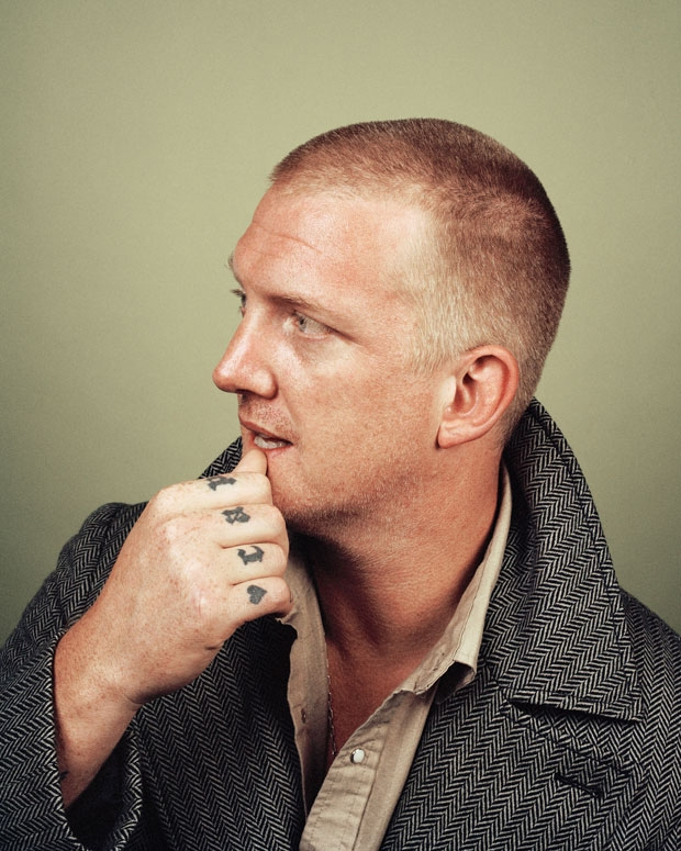 The spin interview queens of the stone age s josh homme for Queens of the stone age tattoo