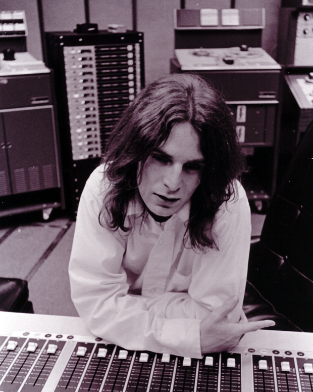 Alex Chilton in 1971 / Photo courtesy of Magnolia Pictures