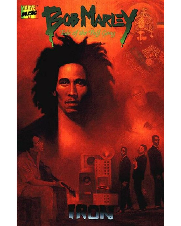 The cover to the first issue by Tennyson Smith