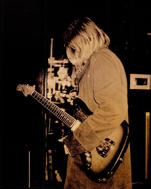 Kurt Cobain / Photo by Juergen Teller/Outline