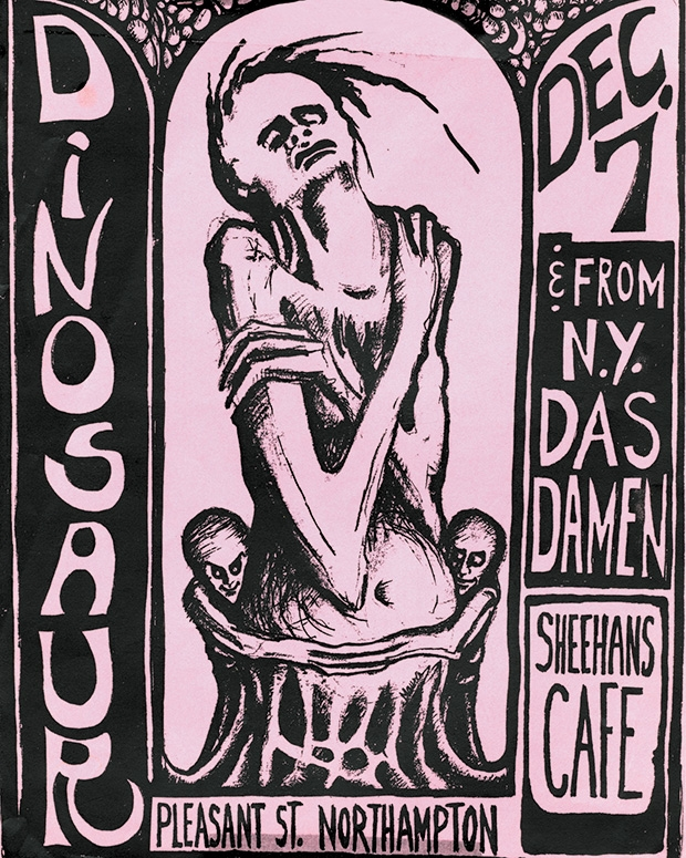 Sheehan's Cafe, Northampton, MA, December 7, 1986