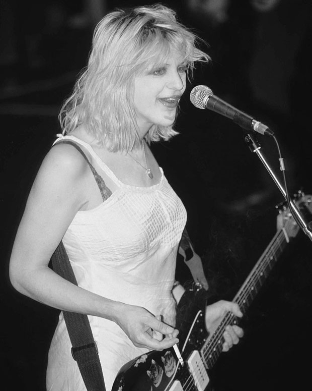 Hole at The Clapham Grand and HMV Music Store / Photo by Fred Duval/FilmMagic