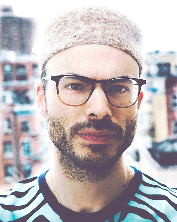 Joakim at home in New York City, April 2014 / Photo by Krista Schlueter for SPIN
