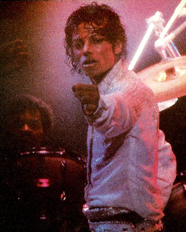 Michael Jackson, Bad, Thriller, 1987