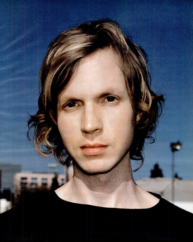 moonwalking in l a with beck spin