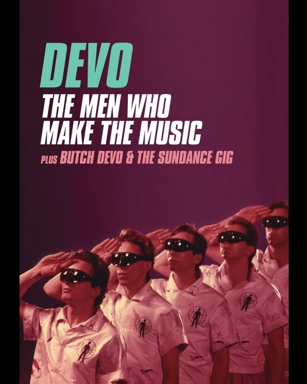 Devo The Men Who Make the Music Video Movie