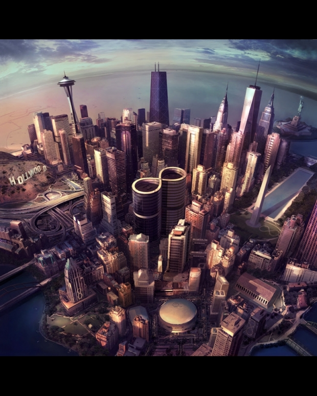 Foo Fighters Sonic Highways Video Album Track List Tattoo