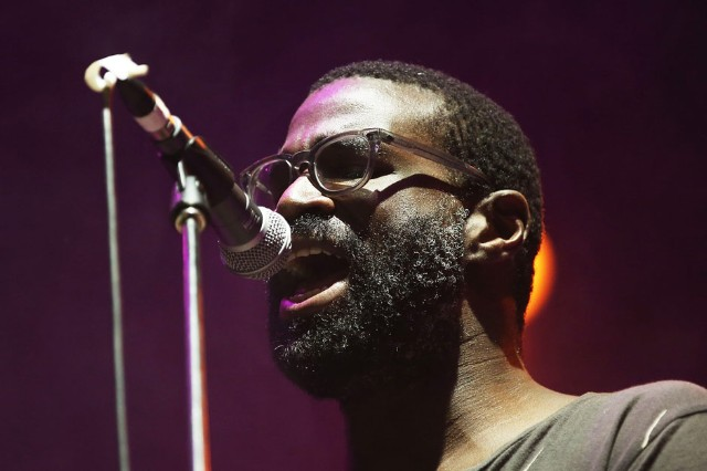 TV on the radio, tunde adebimpe, higgins waterproof black magic band, the blast the bloom,