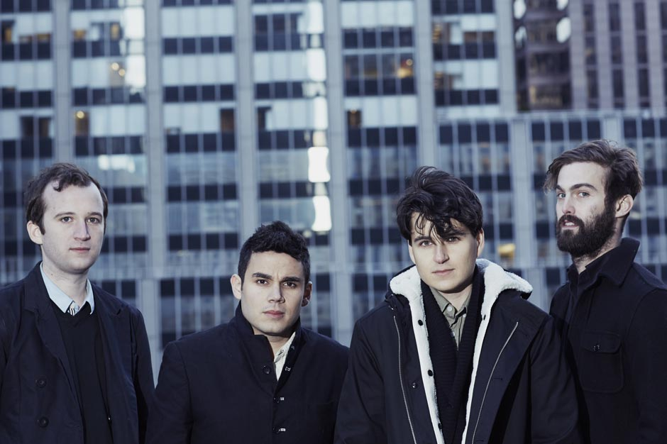 Vampire Weekend Cover (and Regrettably Rap) Robin Thicke's 'Blurred Lines'