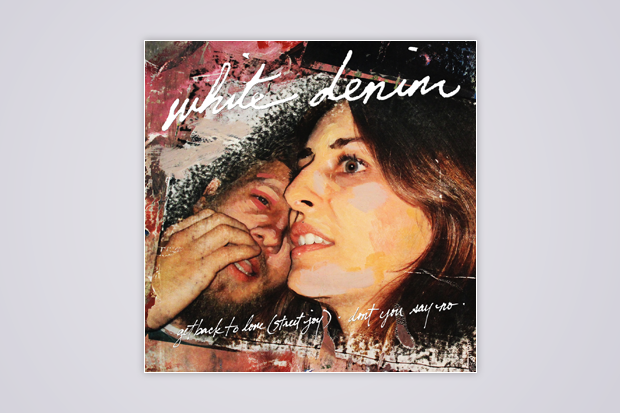 White Denim, 'Get Back to Love' album art