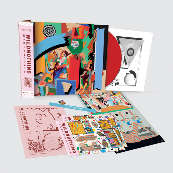 Wild Nothing 'A Dancing Shell' Empty Estate EP